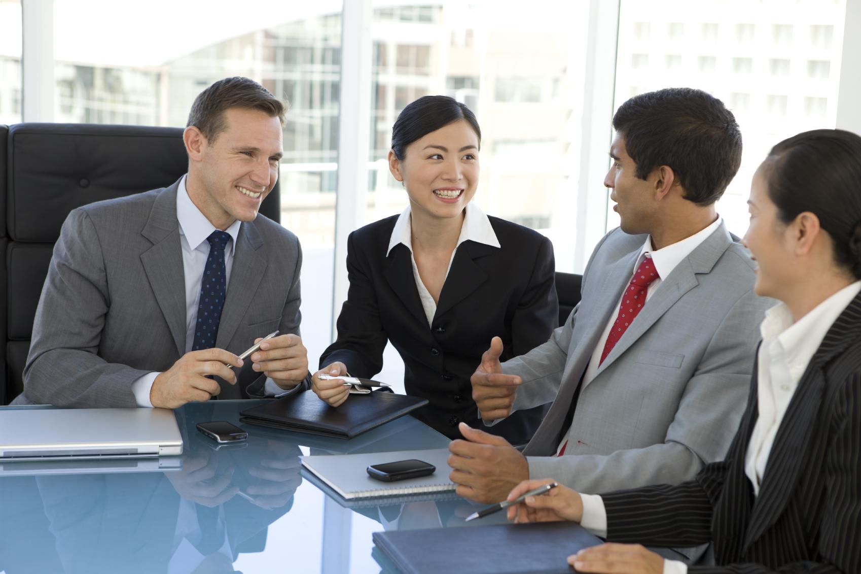 professionals executives